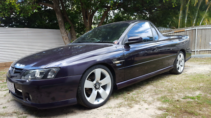 Vy ss ute 2004 6 speed