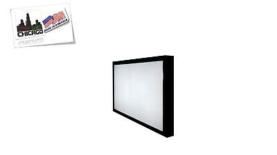 Outdoor Led Light Box Sign  24 X 96 X 3.75