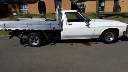 For Sale 1981 Holden WB 1 Tonner Ute
