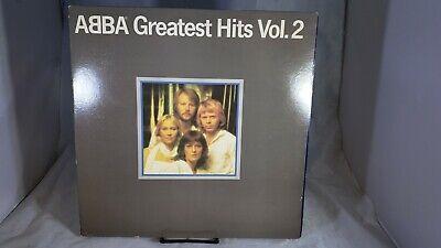 Abba, Greatest Hits Vol. 2, Atlantic Records SD 16009, 1979 VG+ cVG+