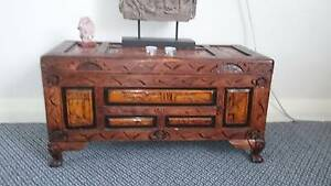 Fabulous Vintage/Antique Chinese/Asian/Oriental Comphor Chest Freshwater Manly Area Preview