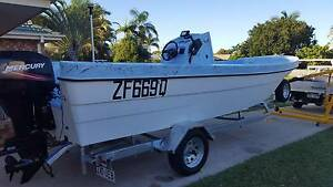 Fibreglass Fishing Boat Morayfield Caboolture Area Preview