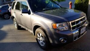 2009 Ford Escape for sale LOW KMS!