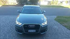 2013 Audi Q3 TDI (130kw) with Technik Pack Padbury Joondalup Area Preview