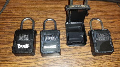 ~10 Key Storage Locks ~ Lock Box Real Estate Realtor Lockbox landlord dog walker