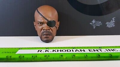 Hot Toys MMS169 Marvel Genuine 1/6 Nick Fury action figure
