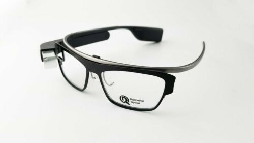 Prescription Frame for Google Glass XE & EE - DEVICE/TITANIUM BAR NOT INCLUDED
