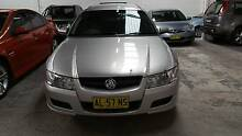 2006 Holden Commodore Acclaim  VZ MY06 Wagon Automatic Waratah Newcastle Area Preview
