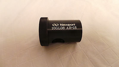 Newport Glan-laser Calcite Polarizer 25.4mm Ar-coated 10gl08ar18