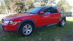 04 Holden Crewman Cross 8 Auto 5.7ltr !!!