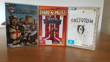 PC Games x 3