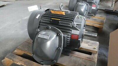 75 Hp Baldor-reliance Ac Electric Motor 1800 Rpm Fr 365t Tefc Exp 230460v New