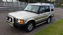V8 ** 12 Months rego **  LUXURY leather LANDROVER Discovery Lisarow Gosford Area Preview