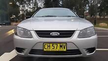 2007 Ford Falcon Wagon bf MKii Ermington Parramatta Area Preview