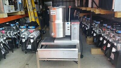 Market Forge 6-gallon Ft-6ce Tilting Steam Kettle 208v Electric 3-phase Wtable