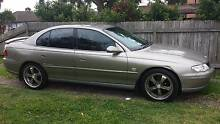 2001 Holden Calais Sedan 11 months rego. Windale Lake Macquarie Area Preview