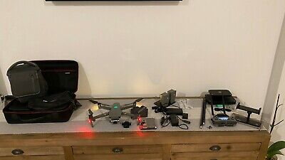 DJI Mavic 2 Pro Fly More Combo - Upgraded Antenna, ND Filters, & Lots of Extras