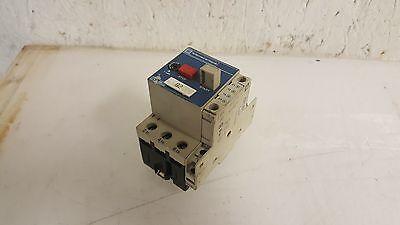 Telemecanique Motor Circuit Breaker, GV1-M06, 1, - 1,6 A Range, w/ Aux Contact
