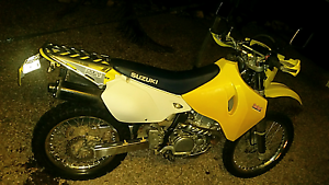 2010 Suzuki DRZ400e NT Road Registered Howard Springs Litchfield Area Preview