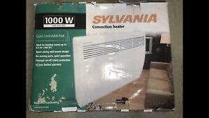 Sylvania 1000w convection heater