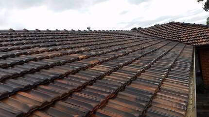 Concrete and Terracotta Roof Restorations