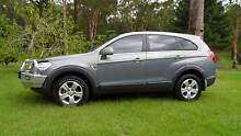 $46 P/Week 7 SEATER NO DEPOSIT FINANCE 2010 CAPTIVA 4X4 Worongary Gold Coast City Preview