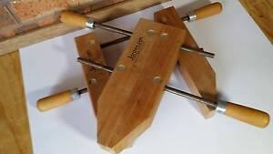 Jorgensen Hand Screw Clamps/2 items McKellar Belconnen Area Preview