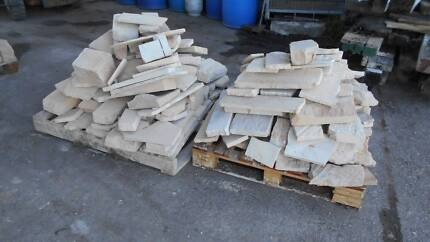 SANDSTONE FLAGGING-PAVING Wilberforce Hawkesbury Area Preview