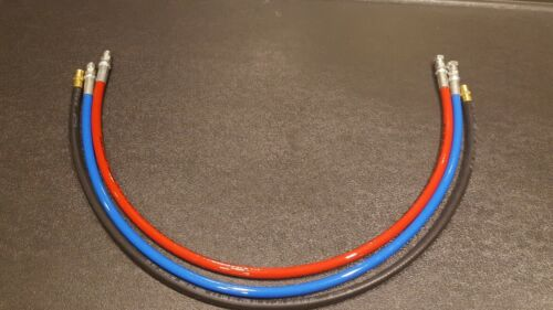 3 FT Spray Foam Hose Whip Extensions