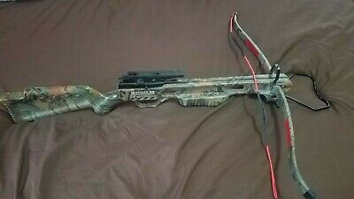 Jaguar crossbow 175 pounds (with new string)