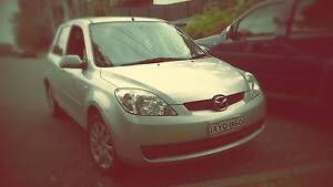 2006 Mazda Mazda2 Hatchback -REGO TILL JULY 2017 Allambie Heights Manly Area Preview