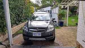 Holden  captiva lx   Automatic Perth Perth City Area Preview