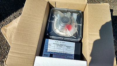 Pyrotronics Siemens Sa-11p Duct Housing For Pe-11 Smoke Head 10 Available