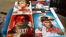 Dexter box sets S1-S4 Mitchelton Brisbane North West Preview