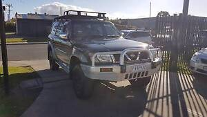 1999 Nissan Patrol Ti Wagon Manual LOTS OF EXTRAS Williamstown North Hobsons Bay Area Preview