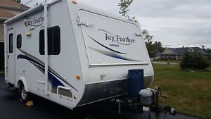 2011 Jayco Jay Feather Sport X17Z Hybrid