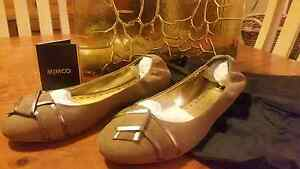 New fully leather Mimco flats size 38/small 39 were $150 Glenelg South Holdfast Bay Preview