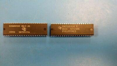 1 Pc Sn75502dn Or Sn75501en Ti Ac Plasma Display Driver Pdip40