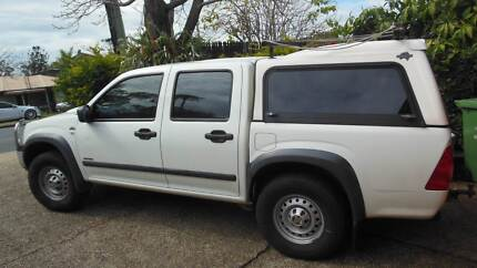2007 Holden Rodeo Diesel auto $14,000 extras and only 128,000klm Everton Hills Brisbane North West Preview