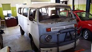 1974 Volkswagen Kombi Van Suit Restoration Beenleigh Logan Area Preview