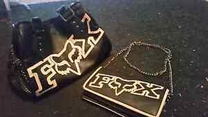 Fox handbag and wallet set Tingha Guyra Area Preview