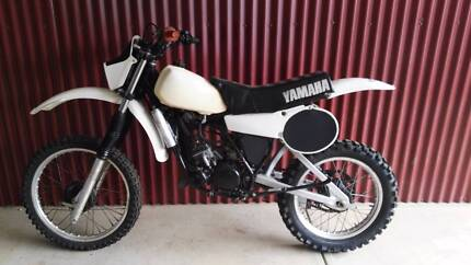YZ125H 1981 2 stroke