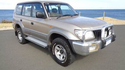 TOYOTA PRADO GXL AUTO 4X4 WAGON Bunbury Bunbury Area Preview
