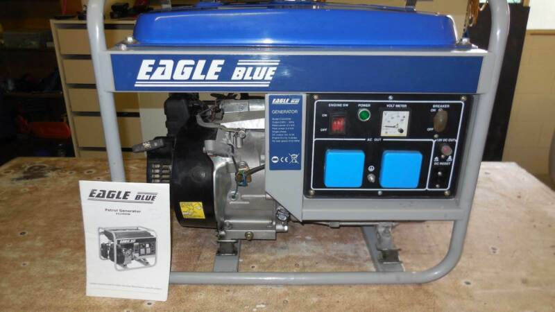 Eagle Blue generator for sale | Miscellaneous Goods