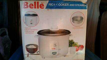 NEW Belle Rice Cooker and Steamer Airds Campbelltown Area Preview