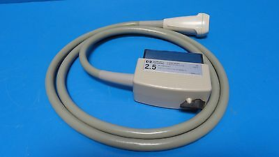 Hp 21200 - 68300 Phased Array 2.5 Mhz Probe For Sonos 1000 1500 7042