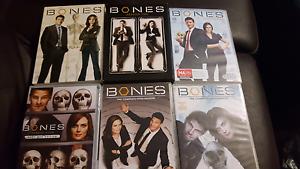 Bones season 1 to 6 Margate Kingborough Area Preview