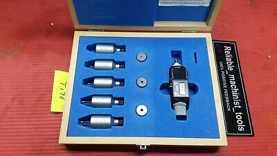 Bowers Sylvac Split Bore Hole Inside Micrometer .08 To .25 Model 54 333 006