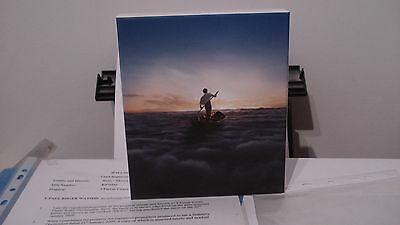 Pink Floyd's --The Endless River Box Ltd CD & Blue Ray A/Visual