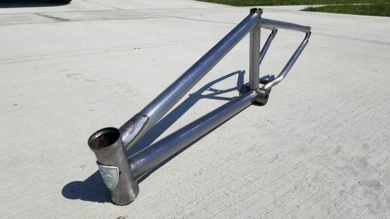 """Subrosa Noster 3 BMX Frame - Raw 20.8"""""""